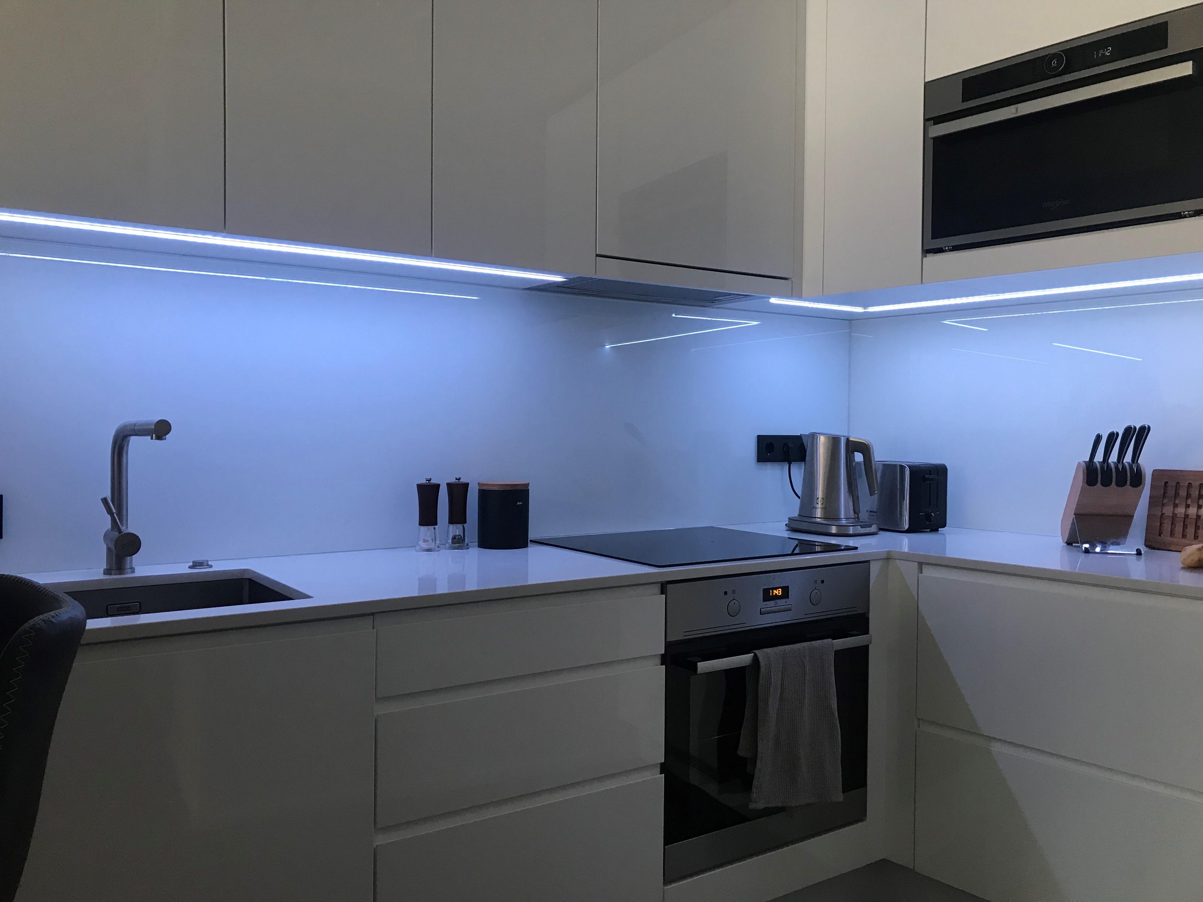 Altarex klaaslahendused - köök